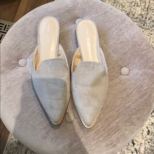 Grey Mules - add on item (add to anything ordered)